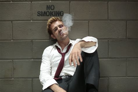 Animated Constantine series heading to CW, Flash and Arrow