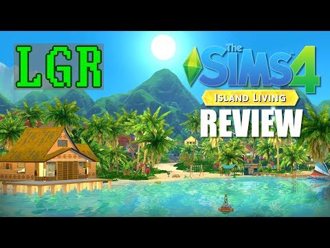The Sims - Have Fun in the Sun With The Sims 4 Backyard