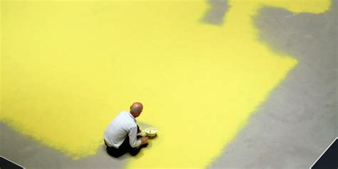 Artist Wolfgang Laib Explores The Beautiful Power Of