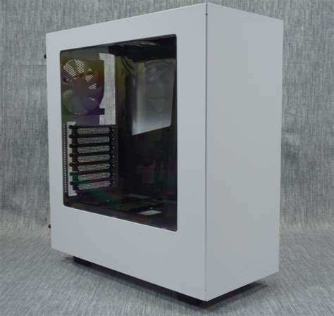The Exterior of the NZXT S340 - The NZXT S340 Case Review