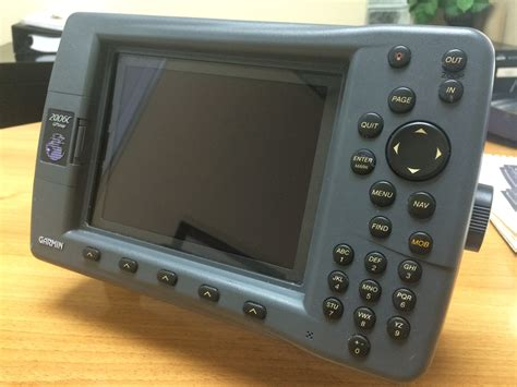 GARMIN 2006c with GPS 17N and BlueChart for sale - The