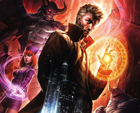 John Constantine's New Movie Gets a NYCC Premiere   DC