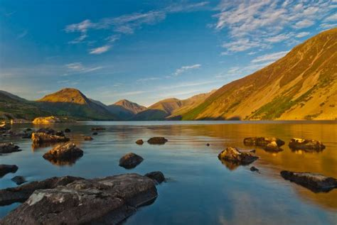 The Lakes of the English Lake District, travel information