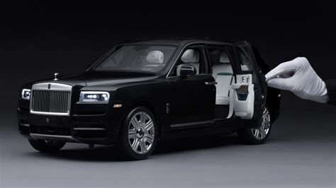 This model Rolls-Royce Cullinan costs more than an actual