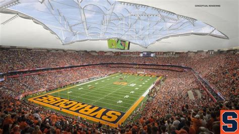 Carrier Dome Renovations Unveiled by Syracuse University