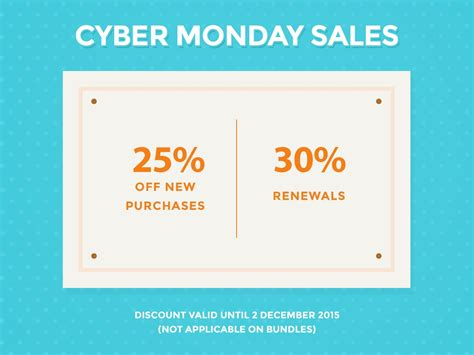 Extended Cyber Monday Deals - StackIdeas