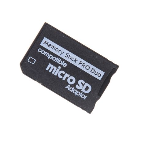 JETTING Support Memory Card Adapter Micro SD To Memory