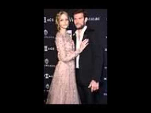 Alex Pettyfer and girlfriend Marloes Horst cosy up while