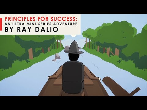 Principles Life and Work by Ray Dalio: Summary & Mind Map