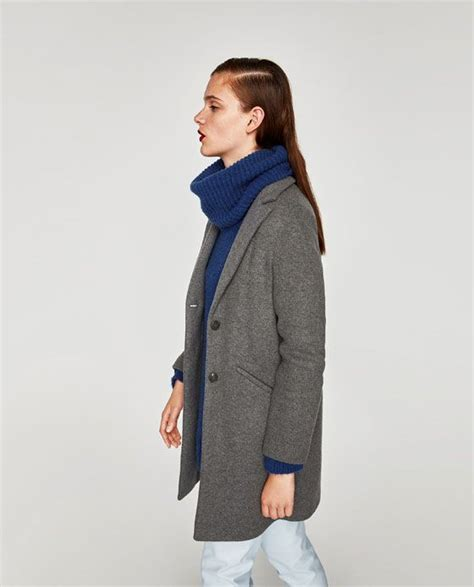 Image 4 of SUPER SOFT COAT from Zara | Clothes for women