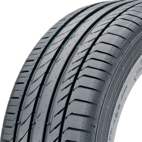 Continental SportContact 5 225/45 R17 91W MO Sommerreifen
