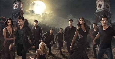 ITV2 Sets UK Premiere Date For 'The Vampire Diaries
