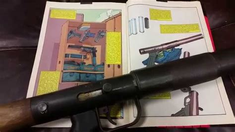 Guns of Punisher Armory: Video 6: Issue 6 page 25 CMP m5