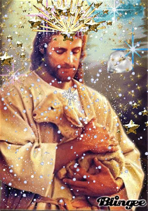 isus hristos glitter Picture #118803554 | Blingee