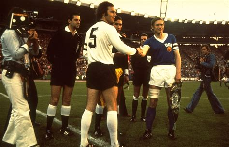 Classic Snapshot: East Germany vs West Germany, 1974 World