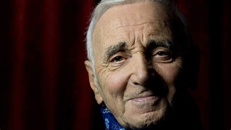 Charles Aznavour: Legendary French singer and actor dies