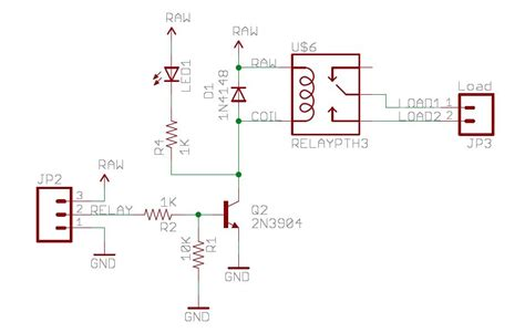 Drivers, Relays, and Solid State Relays   Mbed