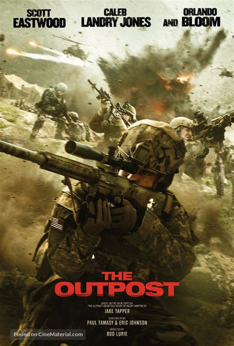As movie theaters begin to reopen, 'The Outpost' sets July