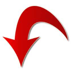 Red arrow down #4730 - Free Icons and PNG Backgrounds