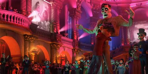 Miguel Tries To Walk Like A Skeleton in New 'Coco' Trailer