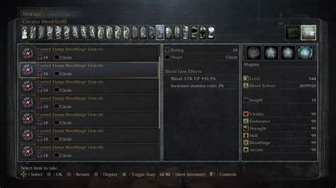 The Easy Farming Guide for all things Bloodborne