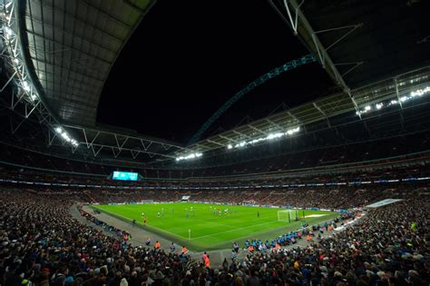 Shad Khan Offers to Purchase Wembley Stadium - Football