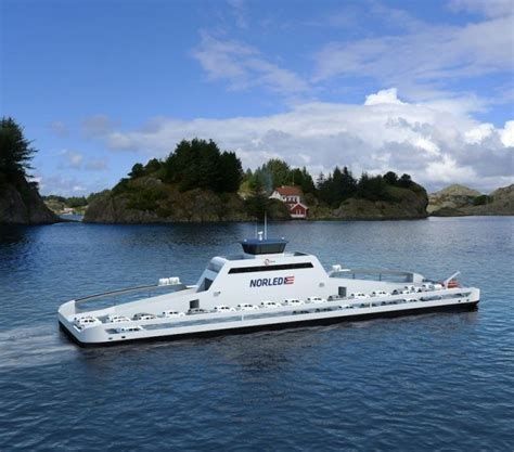 World's First Electric Car Ferry Hits the Waves – gCaptain