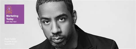 """42: Ryan Leslie: """"Every single conversation is critical"""