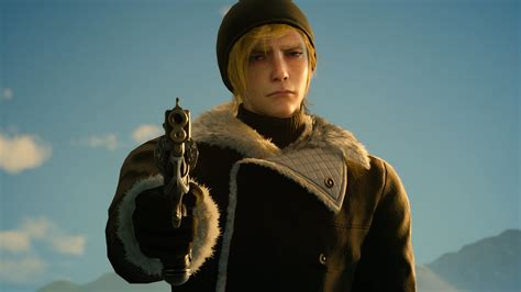 Final Fantasy XV Story DLC Episode Prompto Gets Release