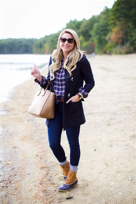 Outfit | New England Bean Boot Weather - SHOP DANDY | A