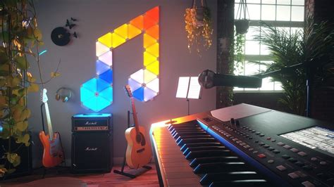 With Rhythm, Your Nanoleaf Light Panels Can Now Sync With