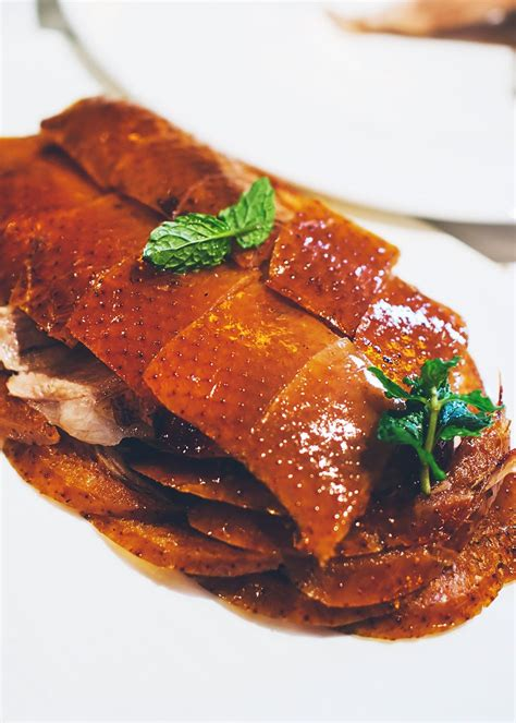 I always thought I'd had some of the best Peking Duck in