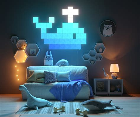 Nanoleaf Canvas review: Futuristic art you're supposed to