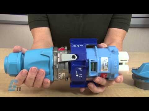 Wiring Devices, Decontactor Switch Rated Plug And