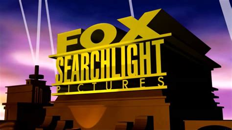 What if the 1995 Fox Searchlight Pictures logo had