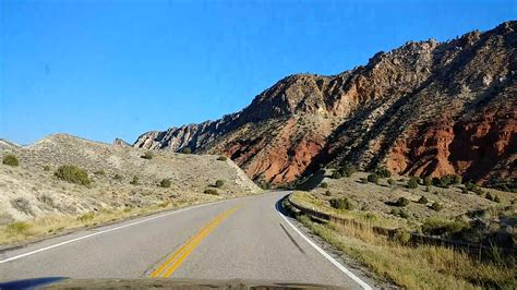 Flaming Gorge -> Arco   -Rocky R Ranch