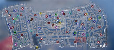 City of London Collectibles Location Guide - Assasin's