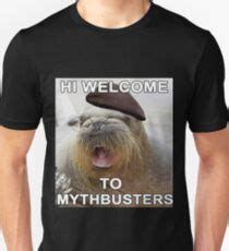 Mythbusters: Gifts & Merchandise | Redbubble