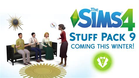 The Sims 4: Stuff Pack 9 coming this Winter