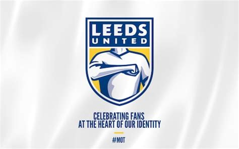 Leeds United reveal 'absolutely awful' new club badge