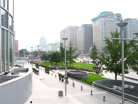The Oriental Plaza - Shopping Mall in Beijing - Thousand