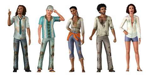 The Sims 3 Island Paradise Limited Edition items