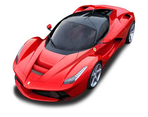 Red Ferrari Top car png #34863 - Free Icons and PNG