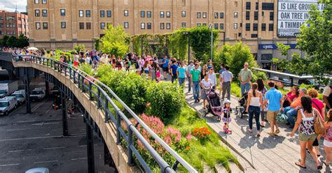 Things to Do Near the High Line, NYC - Thrillist