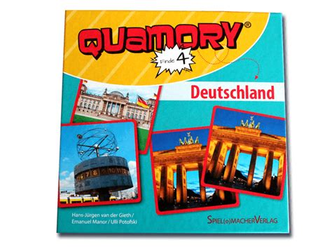 Quamory – Spielfritte