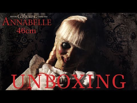 XXL Puppe 70cm Annabelle Conjuring HORROR Horrorpuppe
