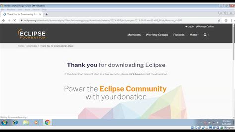 Download and Install Eclipse IDE for Java EE Developers