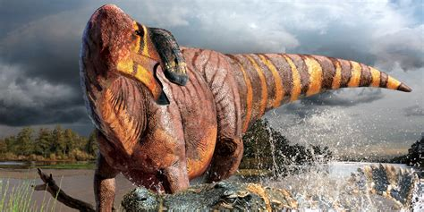 This Hadrosaur Had Such A Giant Nose, Scientists Are