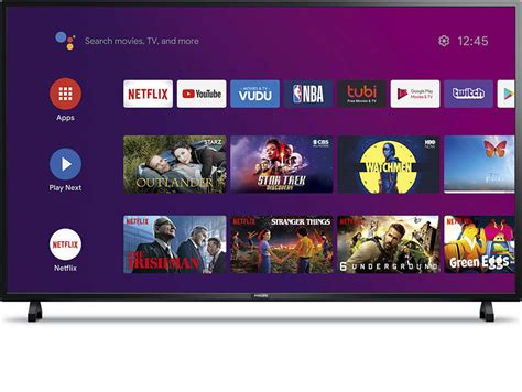 5000 series Android TV 50PFL5604/F7   Philips