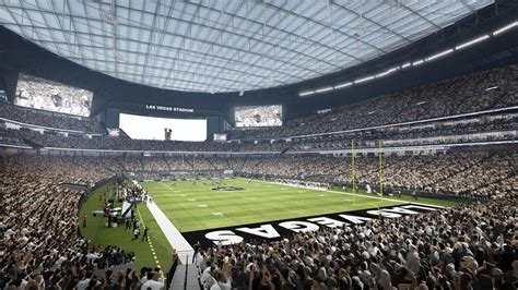 Las Vegas Stadium Topping Out Ceremony Slated for Next